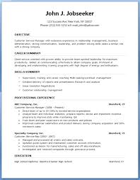 Stylish Resume Template For Word Assistant Company Secretary Cv ...