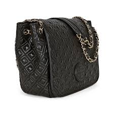 Tory Burch Marion Quilted Small Shoulder Bag - Black - Tory Burch ... & Tory Burch Marion Quilted Small Shoulder Bag - Black Adamdwight.com