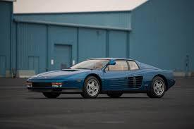 Miami Vice Director's Ferrari Testarossa Looks More Sophisticated ...