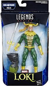 Hasbro Marvel Legends Serie Avengers LOKI 15 cm große Actionfigur:  Amazon.de: Spielzeug