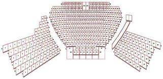 Hull Truck Theatre Seating Plan View The Seating Chart