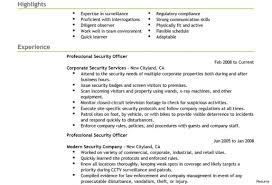 Security Guard Resume Security Guard Resume Sample Hotel Samples Free Event Vesochieuxo 41