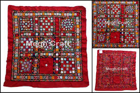 Small Picture Indian Home Decor Antique Design Kutch Tribal Wall Hanging Hand