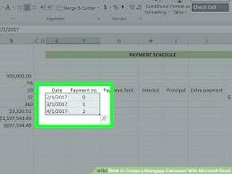 Mortgage Payment Calculator Excel Aakaksatop Club