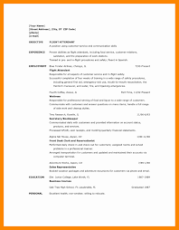 Example Of Flight Attendant Resume No Experience Letter Sample