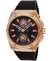 rotary rose gold watches best watchess 2017 rotary men 39 s evolution tz3 black dial rose gold tone ip case