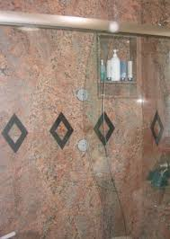 custom glass new construction replacement and custom shower stalls
