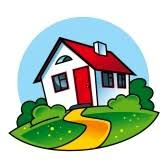 Image result for Free clipart of a house