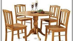 Round Kitchen Table Sets To Furnish Your New House Or Replace The