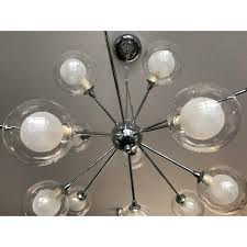 home design fabulous possini euro design at lamps plus glass sphere 15 light chairish possini