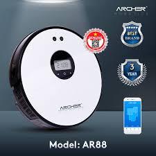 Những Lí Do Nên Mua Robot Hút Bụi Lau Nhà Acher AR88
