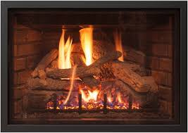 real fyre 36 inch mseries millivolt control direct vent gas fireplace insert