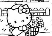 1973 Hello Kitty Kleurplaat Hello Kitty2 150x150 Hello Kitty