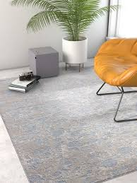 well woven pearl nora vintage modern distressed abstract blue rug contemporary area rugs by well woven