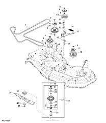 John Deere Mower Deck Schematic