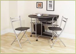 pretty space saver table chairs 19 dining room and saving of round pictures set good furniture