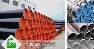 Astm A106 Grade B Pipe A106 Gr B Erw Pipe Sa106 Material
