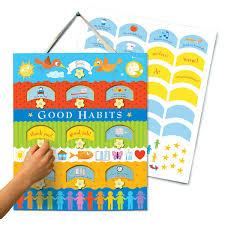 Eeboo Studio Eeboo Good Habits Chart