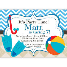 exquisite pool party evite invitations birthday party dresses pool lovely pool party invitation wording adults