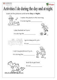 DAY AND NIGHT | day and night | Pinterest | Teaching materials ...