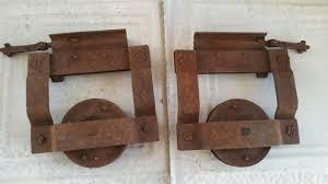 Antique pocket door rollers , cast iron pocket door rollers ...