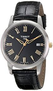 mens tissot classic dream watch t0334102605301 tissot amazon co mens tissot classic dream watch t0334102605301