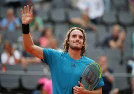 ATP roundup: Stefanos Tsitsipas wins first match in Hamburg