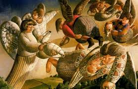 angels of the apocalypse 1949 stanley spencer