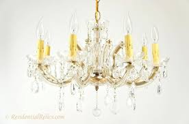maria theresa chandeliers 8 candle maria style crystal chandelier circa maria theresa chandelier instructions maria theresa chandeliers