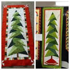 Tall Trim the Tree Quilt | Quilt Patterns I Have | Pinterest ... & Tall trim the tree wall hanging Add red buttons, hang ornaments. Use as  advent tree? Adamdwight.com