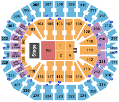 Yum Center Seating Chart Kevin Hart Kfc Yum Center Tickets With No Fees At Ticket Club
