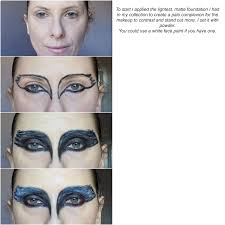 makeup look black swan are you planning to dress up for will you be doing anything special on the day