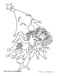 Hello Kids Coloring Pages Free Tree For The Pdf – benneedham.info