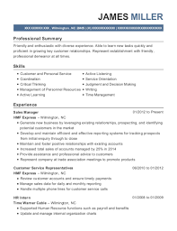 Hr Intern Resume Impressive Best Hr Intern Resumes ResumeHelp Simple Resume Image 28 Idiomax