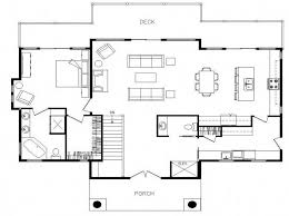 floor open concept plans for small homes idea on your