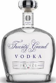 twenty grand vodka silver