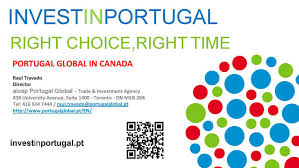 Further Discuss Invest In Portugal Consulate General Of Portugal In Vancouver