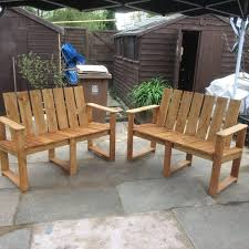 Outdoor Simple Pallet Furniture Set  Projects To Try  Pinterest Pallet Furniture For Outdoors