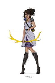 artemis goddess costume. greek goddess: artemis by jadeariel.deviantart.com on @deviantart goddess costume i