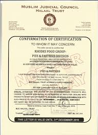 Unique Image Of Food Certificate Business Cards And Resume