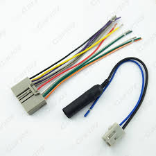honda wire harness promotion shop for promotional honda wire car audio cd player radio audio stereo wiring harness adapter plug for honda 06 08 civic fit crv acura ca3734