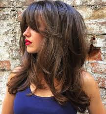 Hairstyles For Long Thick Hair 100 Awesome 24 Best Long Layered Haircuts Images On Pinterest Easy Hairstyle