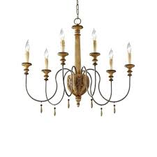 best of 6 light chandelier and annabelle 6 light chandelier wood effect ivory le finish 39