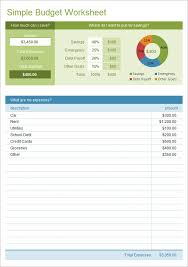 Budget Layout Excel Free 10 Sample Budget Templates In Excel