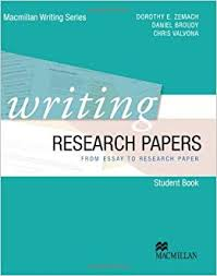 writing a research essay writing research papers zemach 9780230421943 amazon com