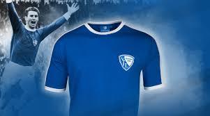 Manche trikots treiben uns trikotliebhabern die tränen in die augen. Retro Shirt 1968 Erhaltlich Vfl Bochum 1848