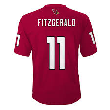 Youth Fitzgerald Cardinals Jersey Arizona