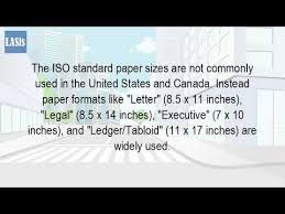 executive paper size what is statement size paper youtube