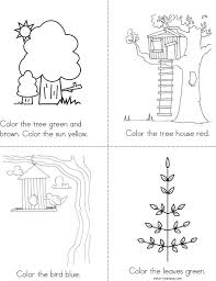 Small Picture Arbor Day Coloring Book Twisty Noodle