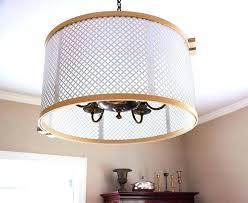chandelier with drum shade chandelier drum shades marvelous chandelier drum shades plastic casing with hanging lights chandelier with drum shade